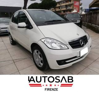 MERCEDES-BENZ A 160 BlueEFFICIENCY Executive Unico Proprietario Usata