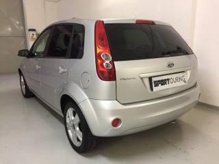 FORD Fiesta 1.4 TDCi 5p. Ghia OK NEOPATENTATI Usata