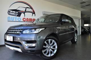 LAND ROVER Range Rover Sport 3.0 TDV6 HSE EURO 6 TELECAMERA 360° CLIMA 4 ZONE Usata
