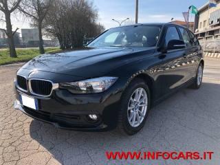 BMW 316 D Touring Business Advantage Aut. Usata