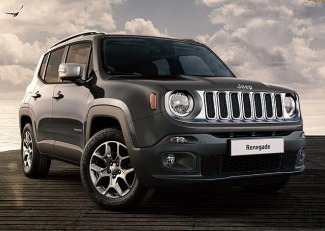 Jeep Renegade km 0 1.6 Mjt 120 CV Limited diesel Rif. 12316485
