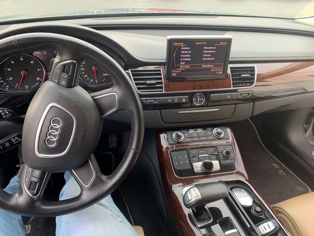 Immagine di AUDI A8 4.2 V8 FSI quattro tiptronic – full full optional