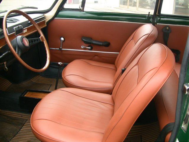 Immagine di FIAT 850 FIAT 850 VIGNALE ANNO 1970