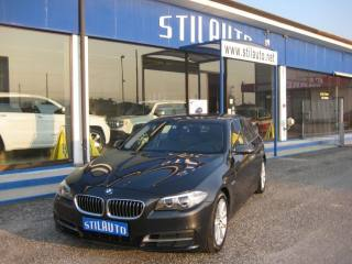 BMW 520 D Touring Business Aut. Usata