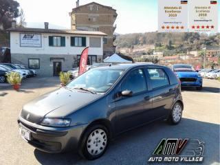 FIAT Punto 1.2i 60 Cv 5 P. ELX UNIPROPR.-CLIMA-STEREO CD/MP3 Usata