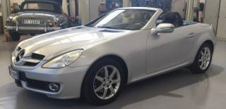 MERCEDES-BENZ SLK 200 Kompressor Cat Chrome Usata