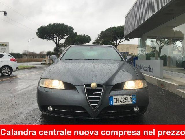 Immagine di ALFA ROMEO 166 2.4 JTD M-JET 20V cat Luxury Unipropr Garanzia