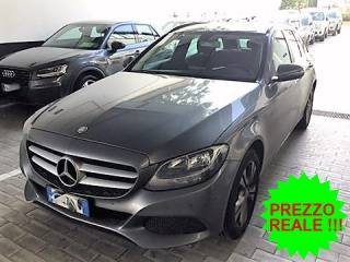 MERCEDES-BENZ C 220 D S.W. Auto Business Usata