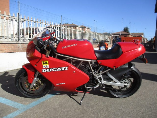 Immagine di DUCATI SS 350 SS 350 1992