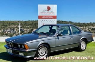 BMW 635 CSi 218cv - TARGA ORO Usata