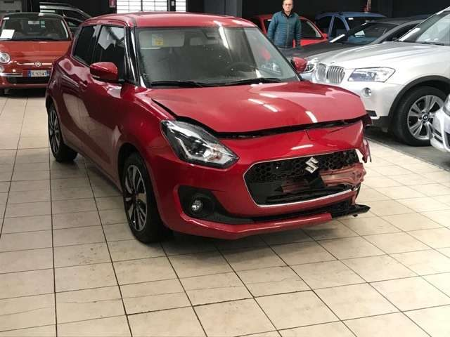 Immagine di SUZUKI Swift 1.2 Hybrid Top – 780 KM –