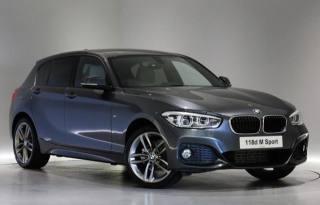 BMW 118 D 5p. Msport AUTO - Anche NERO Usata