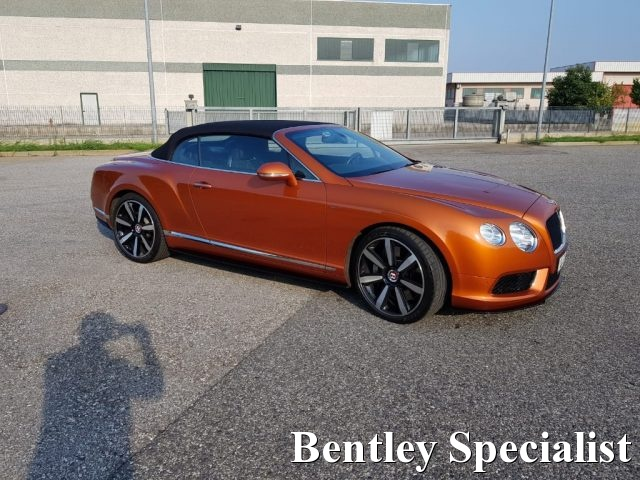 Immagine di BENTLEY Continental GTC V8 S Unico Proprietario Full Optionals