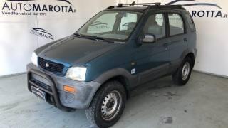DAIHATSU Terios 1.3i 16V 4WD GPL GUARNIZIONE TESTA DA RIFARE Usata