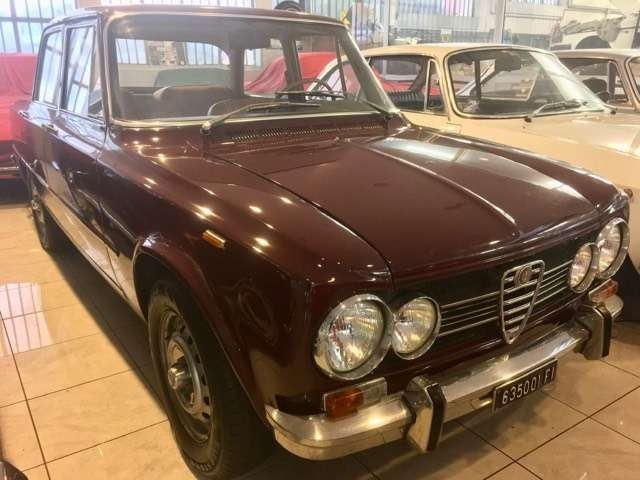 Immagine di ALFA ROMEO Giulia Giulia super 1300