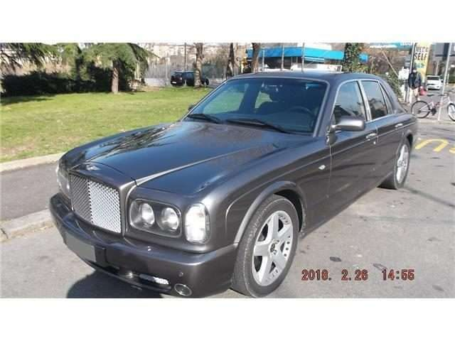 "Immagine di BENTLEY Arnage T BITURBO : 457 CV-"" SI VALUTA EVENTUALE PER"