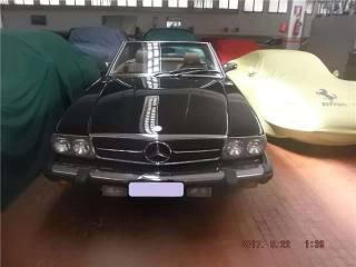 MERCEDES-BENZ SL 560 CON HARD TOP - PARI AL NUOVO VALUTO PERMUTE Usata