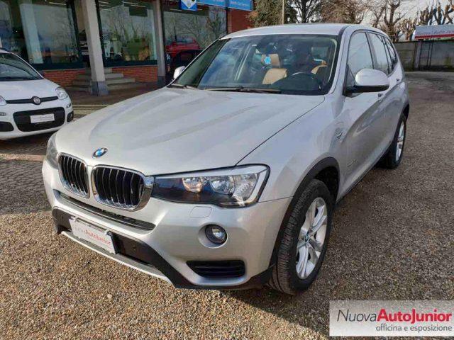 BMW X3 xDrive20d Business aut.