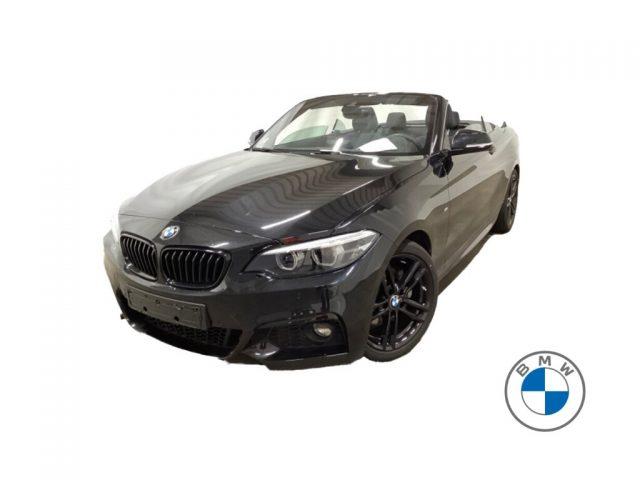 BMW 220 i Cabrio Msport aut. Usato