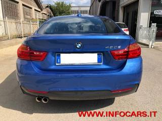 BMW 420 D Gran Coupé Msport Motore 1000 Km Usata