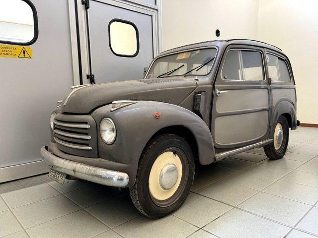 FIAT 500 Topolino Belvedere