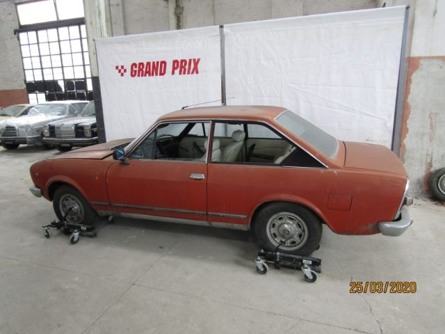 FIAT 124 Coupè Coupè