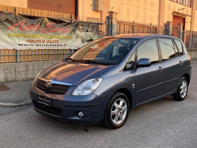 TOYOTA Corolla Verso 1.6 16V