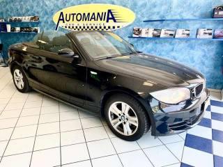 BMW 118 Serie 1 Cabrio Futura Usata
