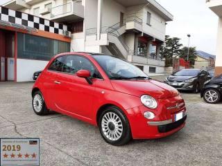 FIAT 500 0.9 TWINAIR TURBO LOUNGE TETTO BLUETOOTH UNIPR. Usata