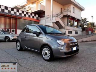 FIAT 500 1.2 LOUNGE TETTO BLUETOOTH OK NEOPATENTATO Usata