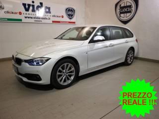 BMW 320 D XDrive Touring BS. Advantage NAVI CAMBIO AUT Usata