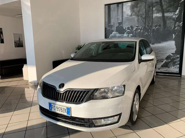 Immagine di SKODA Rapid /Spaceback 1.4 TDI 90 CV DSG Ambition