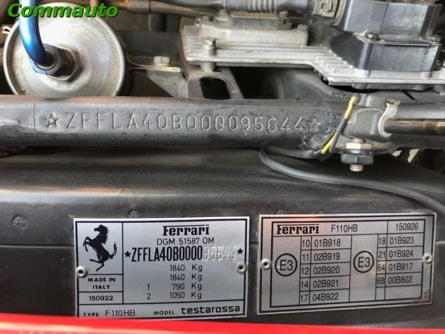 Immagine di FERRARI 512 TR cat