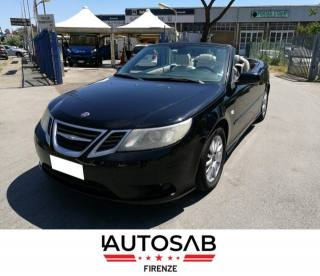 SAAB 9-3 Cabriolet 1.9 TiD Automatic Vector Sentronic Usata