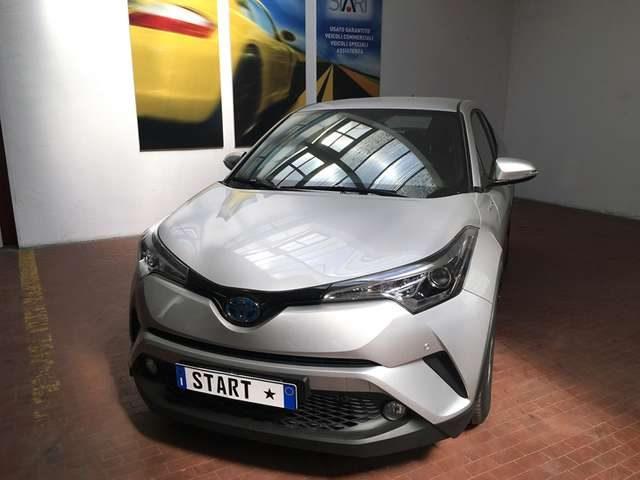 TOYOTA C-HR 1.8 Hybrid E-CVT Active Aut. Euro 6 d-Tmp