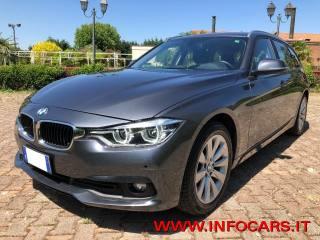 BMW 320 D XDrive Touring 190 CV Business Advantage Usata