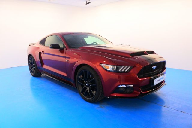 FORD Mustang Bordeaux metallizzato