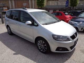 SEAT Alhambra 2000 TDI ECOMOTIVE ITECH 140CV 7POSTI CAMERA ITA Usata