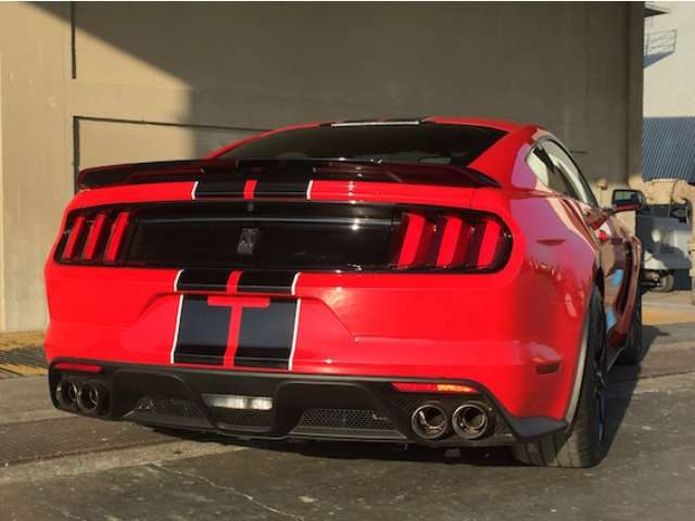 Immagine di FORD Mustang Shelby GT 350 5.2L