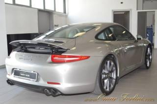 PORSCHE 991 911 CARRERA S PDK ARGENTO GT PASM SCARICHIKM23.000 Usata