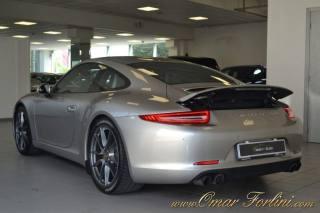 PORSCHE 911 991 CARRERA S PDK ARGENTO GT PASM SCARICHIKM23.000 Usata
