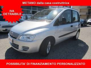 FIAT Multipla 1.6 16v Natural Power- UniPropr. -IVA DETRAIBILE Usata