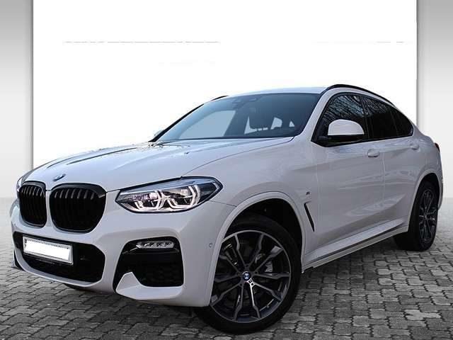 BMW X4 xDrive20d Msport - 20 quot; - GANCIO TRAINO