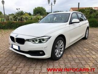 BMW 318 D Touring 150 CV RESTYLING Business Advantage Usata