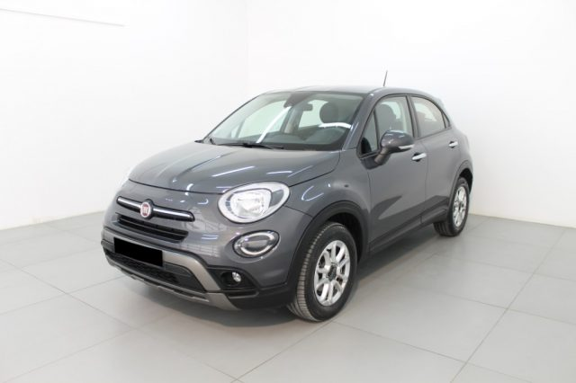 FIAT 500X Anthracite metallized