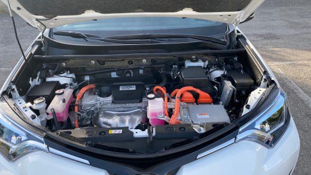 Immagine di TOYOTA RAV 4 RAV4 2.5 Hybrid 2WD Dynamic+