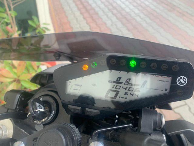Immagine di YAMAHA MT-09 Yamaha MT09 900 cc