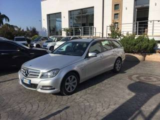 MERCEDES-BENZ C 220 CDI S.W. BlueEFFICIENCY Avantgarde Usata