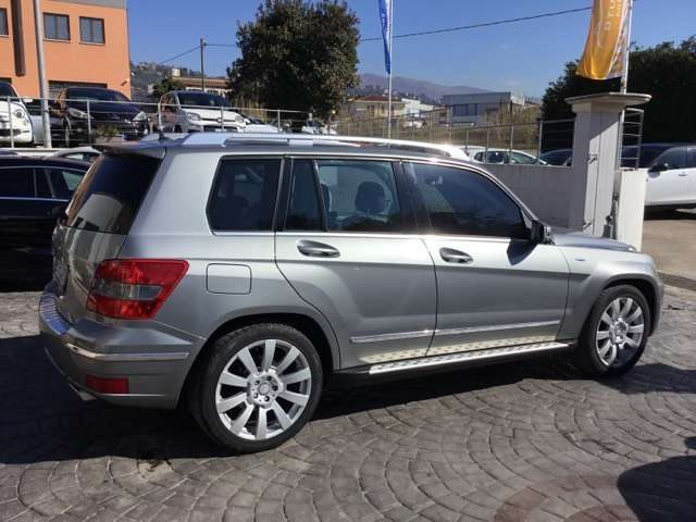 Immagine di MERCEDES-BENZ GLK 220 CDI 4Matic BlueEFFICIENCY Sport