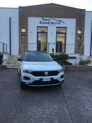 VOLKSWAGEN T-Roc 2.0 TDI SCR DSG 4MOTION Advanced B Usata